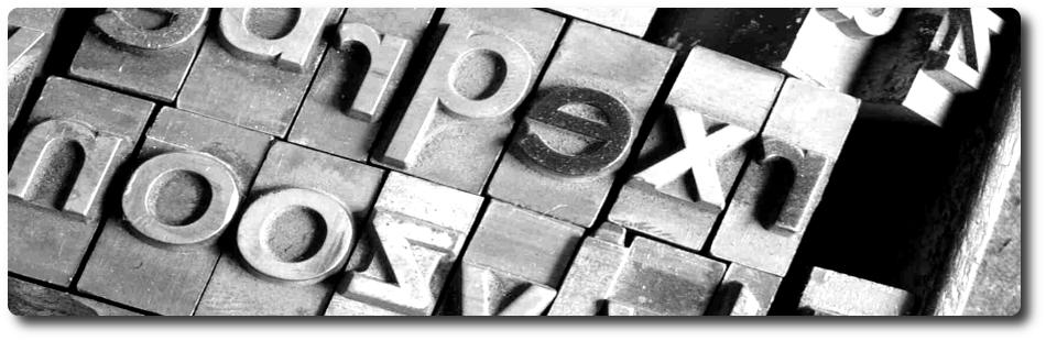czcionki - oferta copywritingu